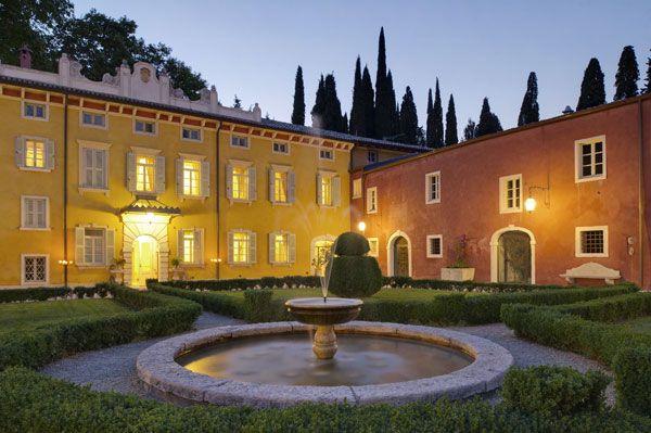 Cavaion Veronese (VR) - Relais Villa Cordevigo - Veneto