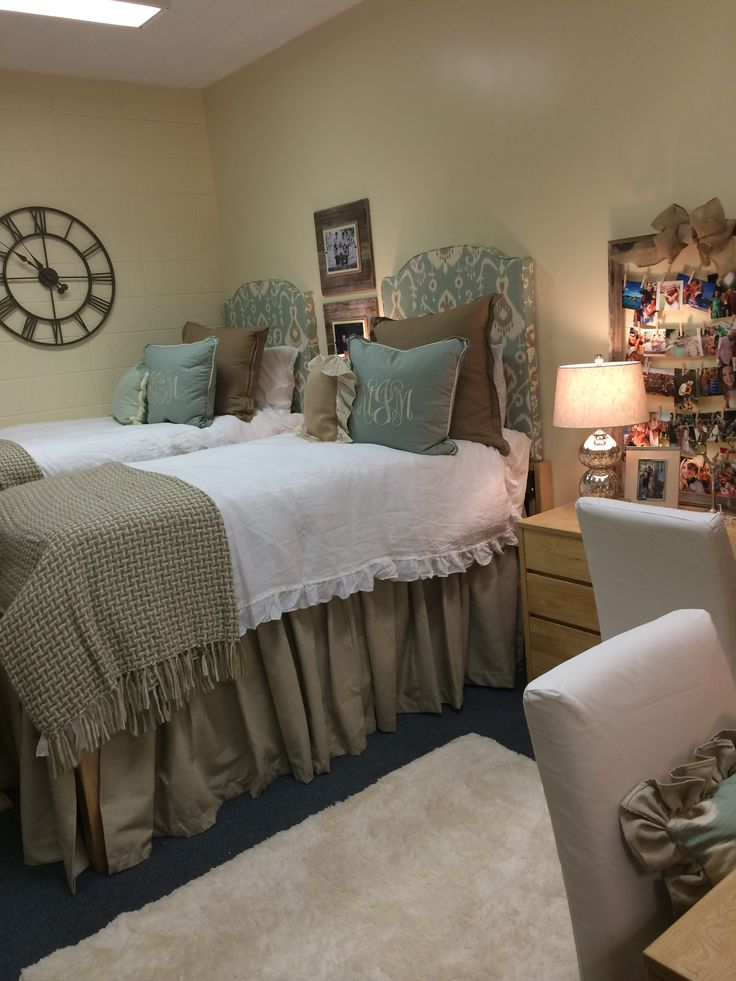 Ideas For Dorm Room: Girls Dorm Room, Lee University!
