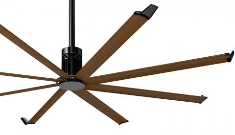 Isis. A Large Modern Ceiling Fan for the Home | Big Ass Fans