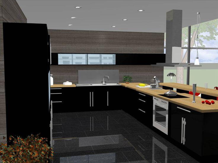 Eine Küche mit modernen Geräten und jeder Menge Komfort ist der Traum vieler Hobbyköche und Hausfrauen. In kaum einem anderen Raum kommt es so sehr auf die exakte Planung an wie in der Küche, vor allem wenn recht wenig Platz zur Verfügung steht oder der Grundriss außergewöhnlich ist. Die Küchenplanung wird durch die Software von …