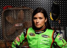 Winning the Daytona 500 pole, Danica Patrick makes NASCAR history