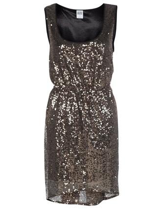 Vero Moda Lulina Sequin Dress