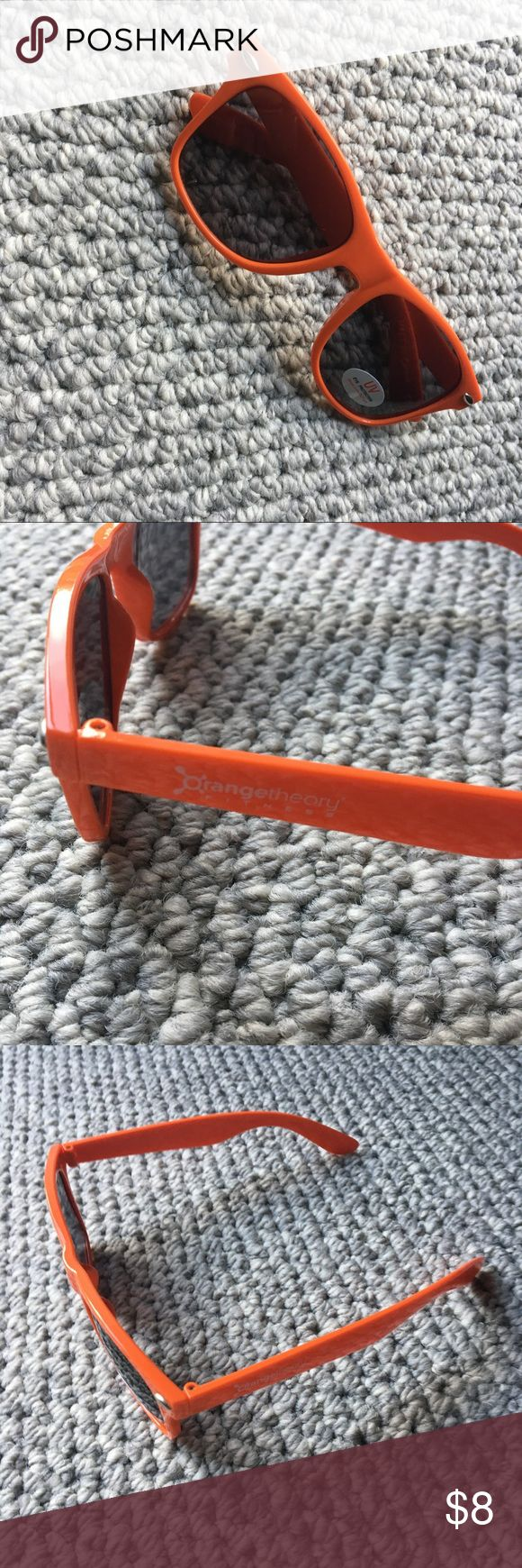 NEW Orangetheory Fitness Sunglasses New! Never been worn - sunglasses from Orange Theory Fitness Accessories Sunglasses