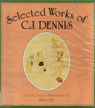 "The verse of C.J. Dennis celebrates the simple pleasures of life. His poems paint a picture of ordinary Australian life. His most successful poems capture the patriotic mood of the Great War - 'The Austra-laise' became the unofficial anthem of the Australian troops. His poems are presented to us through the eyes of the larrikin 'Sentimental Bloke'. ""This selection includes many favourite poems featuring well-known characters - the Kid, Doreen, Ginger Mick and Digger Smith."