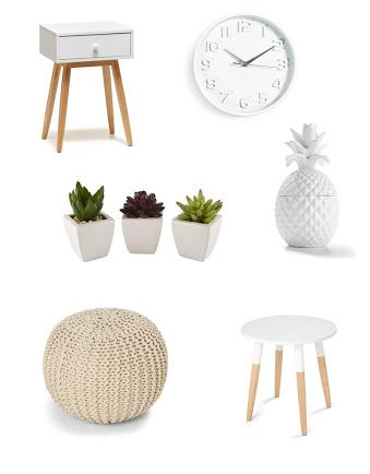 kmart homewares - white selection. Kmart Australia style