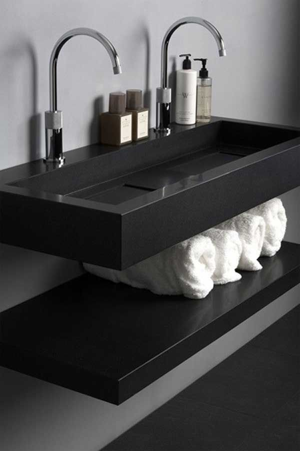 Best 25 bathroom basin ideas on pinterest sink sink design and basins - Designer bathroom sinks basins ...