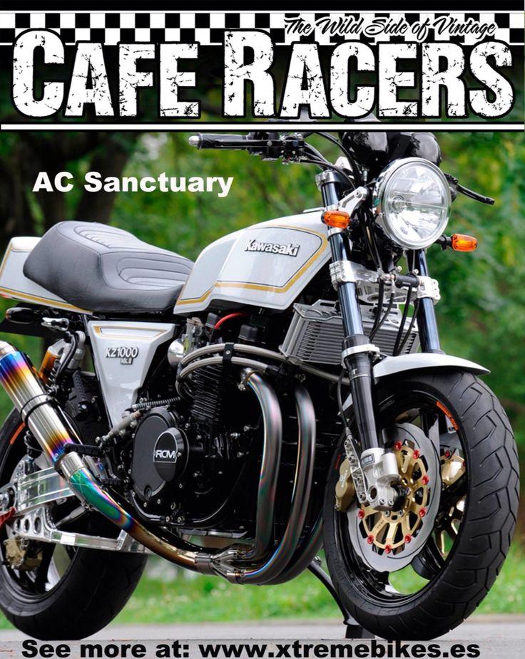 53 best Kawasaki KZ1000 MKII images on Pinterest