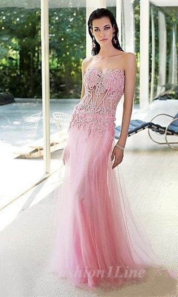 Mejores 69 imágenes de Платья en Pinterest | Vestido de bodas ...