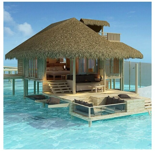 Bungalow On Water - Beautiful!
