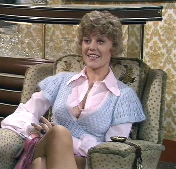 Margaret nolan carry on girl cleavage - 3 5