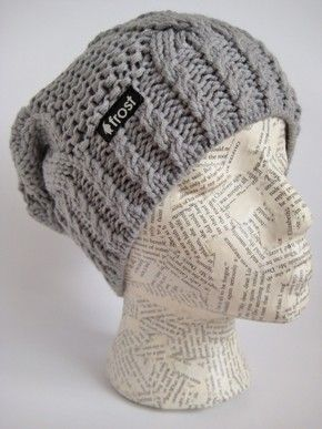Slouchy Winter Beanie Hat for Women by Frost