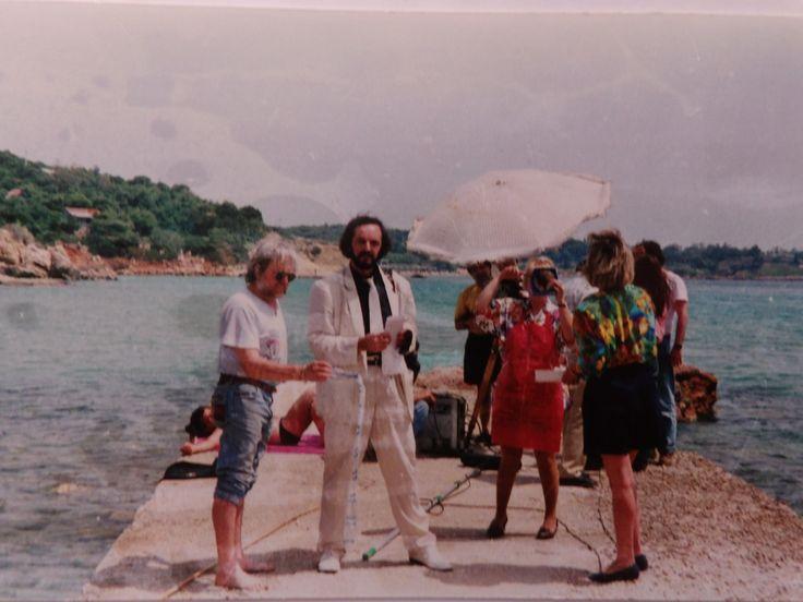 πλανα απο ταιμια γιαννης γκουλης ρενα  παγκρατη σκηνοθετης και το συνεργειο 1992