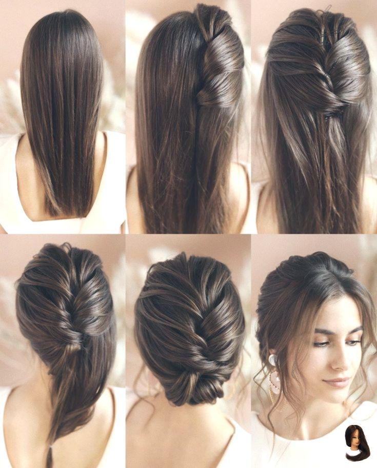 Einfache Frisuren Haar Heimkehr Homecoming Hairstyle Hochzeitsfrisuren Frisur Hochgesteckt Hochzeit Frisuren Tutorial
