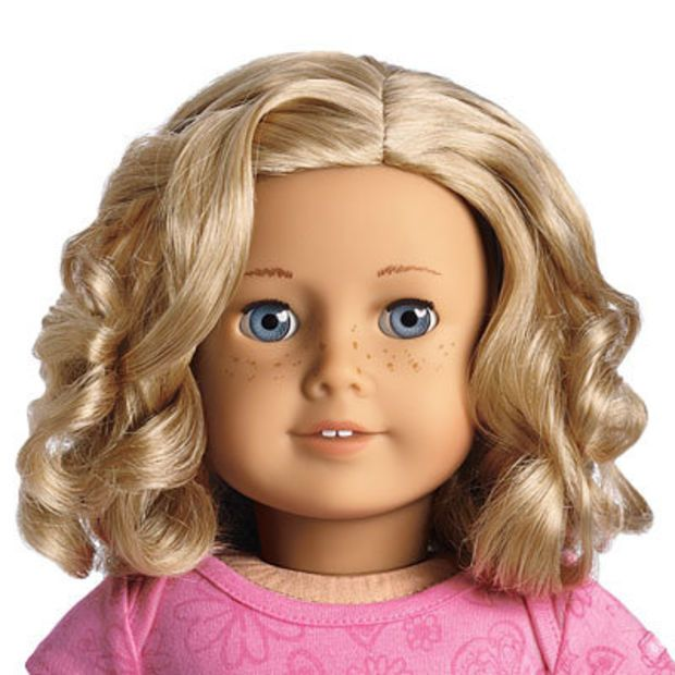 american doll hair style american 174 dolls light skin with freckles 5518