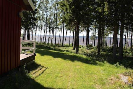 Regardez ce logement incroyable sur Airbnb : Signero (Blessed Peace), Pålänge - Cabanes à louer à Kalix S