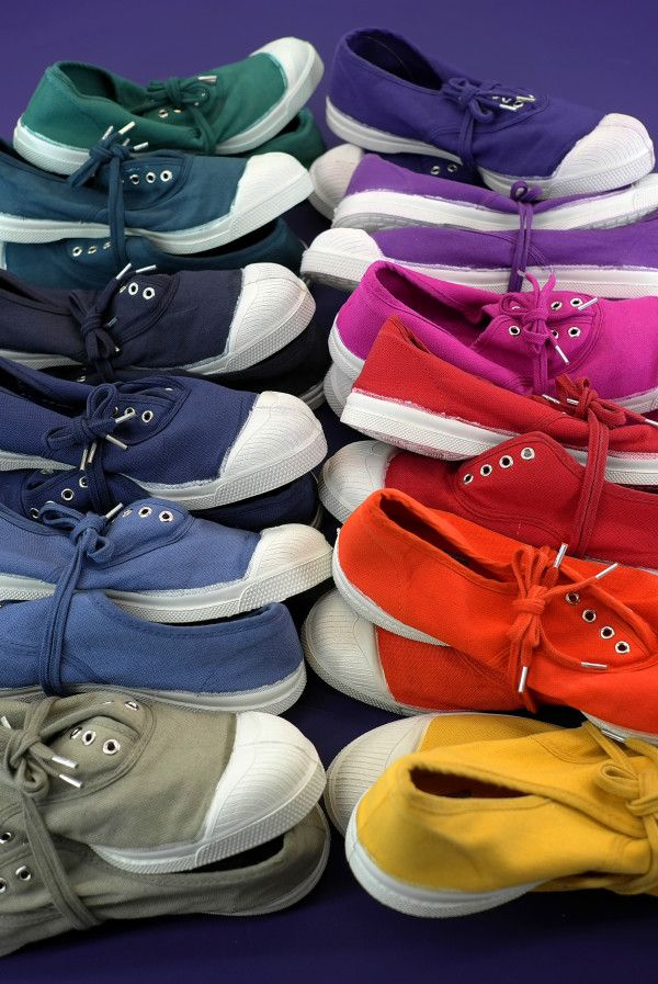 Bensimon are giving away three pairs of their timeless, Parisian-chic sneakers worth R590 each | Ends 09 February 2015