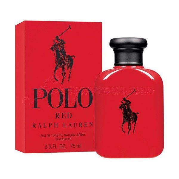 RALPH LAUREN POLO RED MEN EAU DE TOILETTE 75ML VAPO