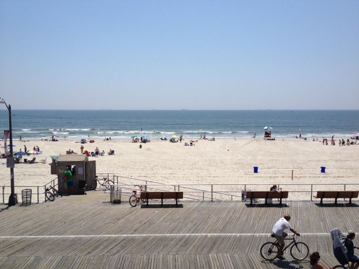 Way better than the one in Jersey, Long Beach in Nassau County NY