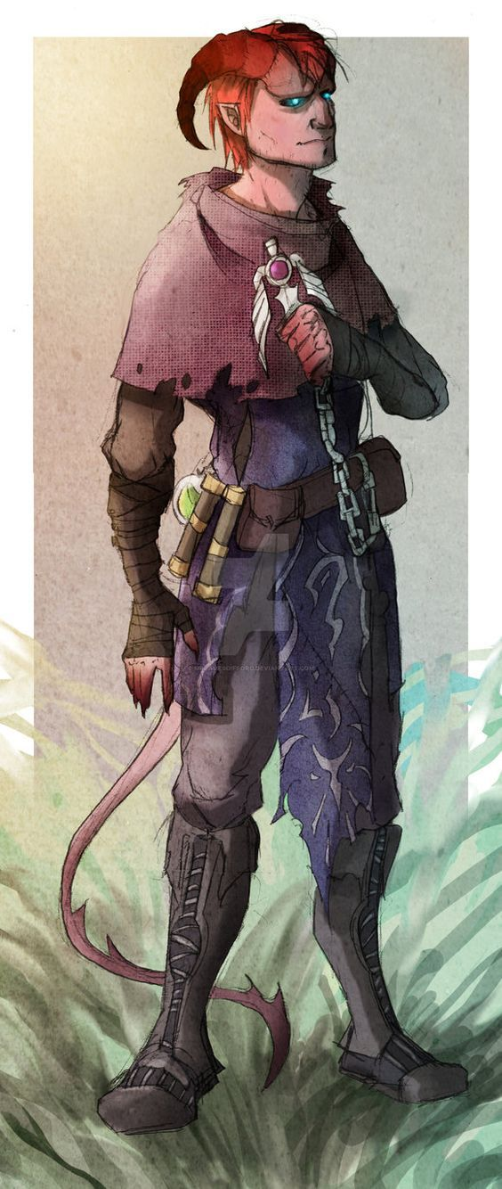 238 Best Race Tiefling Images On Pinterest Character