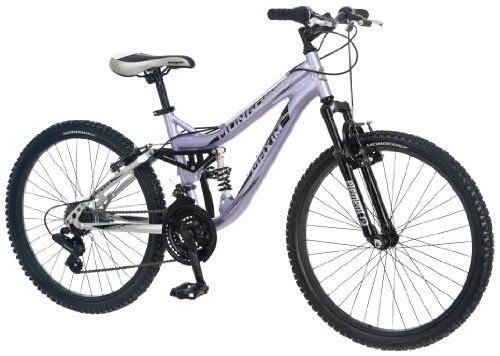 Mongoose Girl's Maxim Full Suspension Bicycle (24-Inch) Mongoose http://www.amazon.com/dp/B006Y5GD9W/ref=cm_sw_r_pi_dp_4brgub07QVQ7D