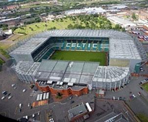 Celtic FC, Glasgow, Scotland.