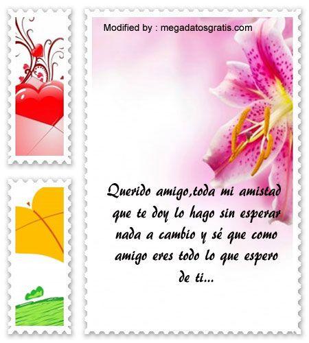 buscar palabras bonitas de amistad,enviar bonitos saludos de amistad : http://www.megadatosgratis.com/frases-de-amistad/