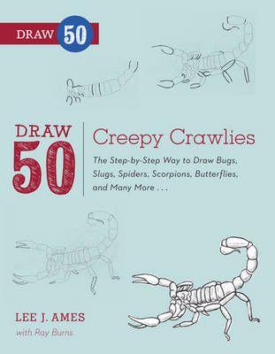 Draw 50 Creepy Crawlies |  Public