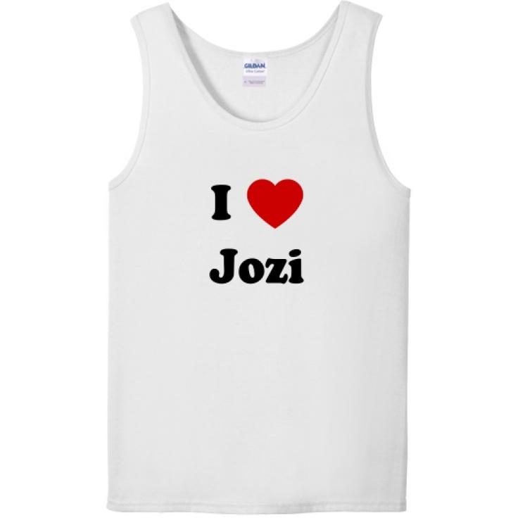 Jozi, Johannesburg love