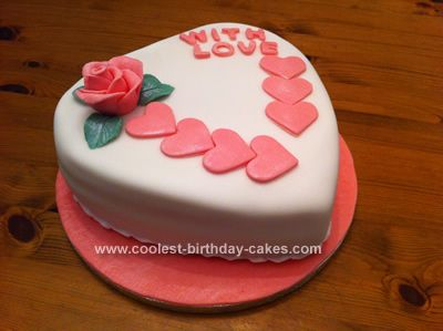 Valentines Cake Decorations Tesco : 14 best images about homemade cake on Pinterest Wax ...