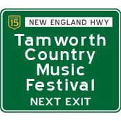 Perform at the 2014 Tamworth Country Music Festival