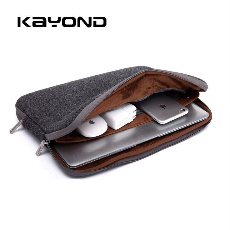 Felt Waterproof laptop bag case for Women and Men 11 14 15 15.6 17 17.3 for Macbook Air/Pro 13 Laptop Sleeve Case 13.3 bag cases