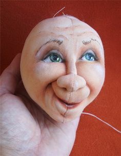 cloth doll face - Google Search