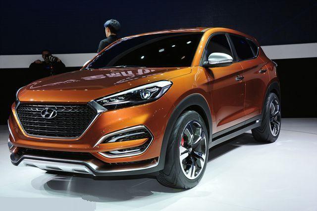 2018 Hyundai Tucson Redesign, Specs, Price