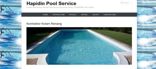 Kontraktor Kolam Renang Berlokasi Di Jakarta Kontraktor Kolam Renang HapidinPoolService.com