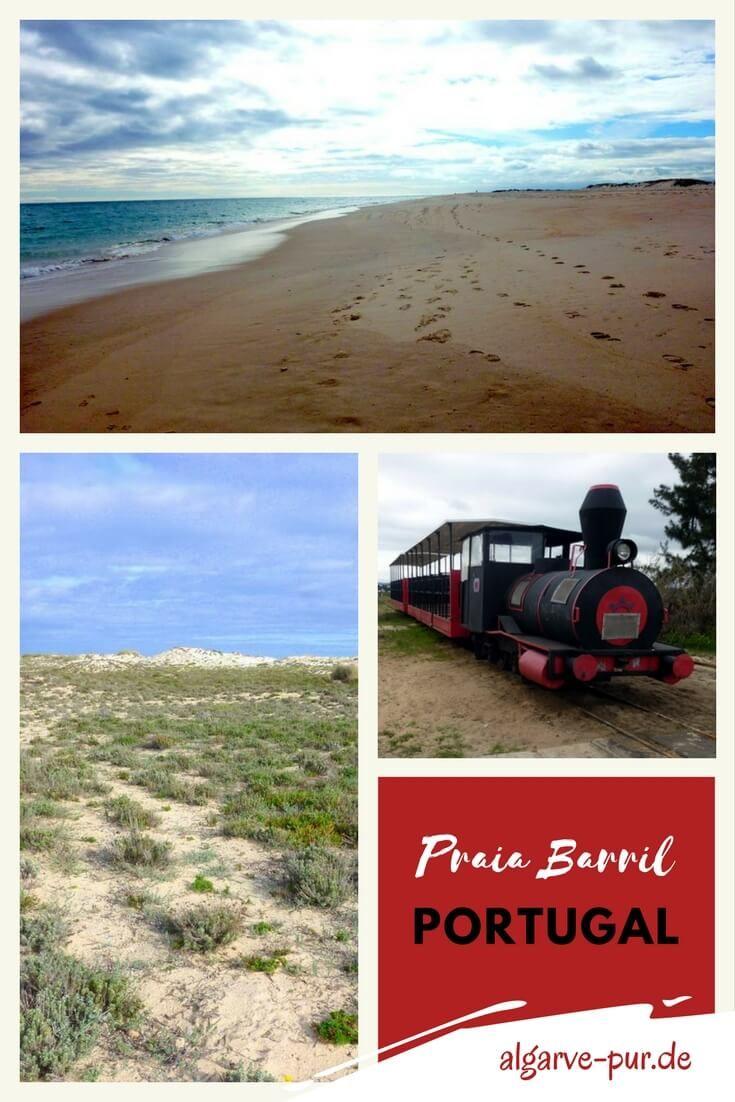 Praia Barril Urlaub In Der Algarve Portugal Algarve Urlaub Urlaub Portugal Portugal Reisen