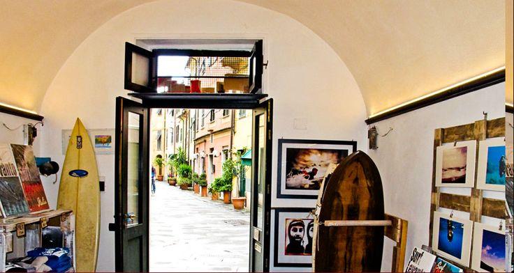 #SurfLevanto Shop, via Garibaldi #125, Levanto Italy. Stop in!