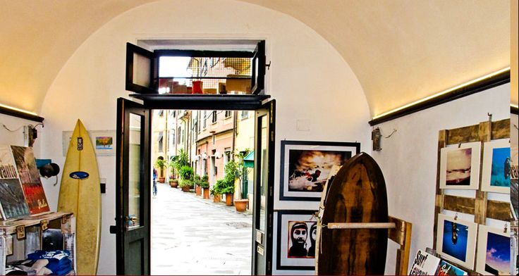 #SurfLevanto Shop, via Garibaldi #125, Levanto Italy. Stop in!