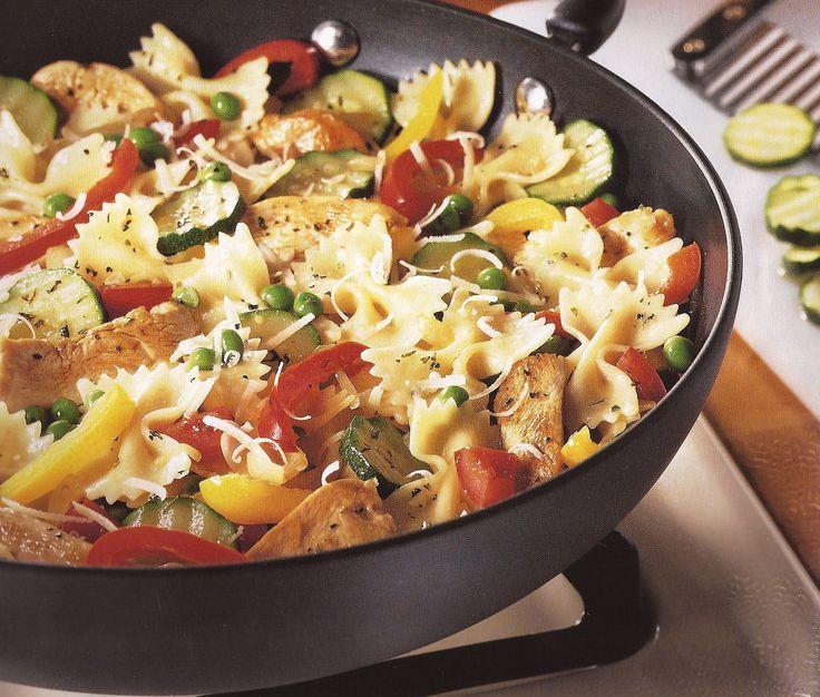Italian Chicken Pasta Toss Recipe - The Coupon Challenge