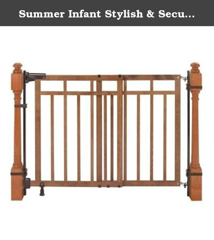 1000 Ideas About Stair Gate On Pinterest Baby Gates