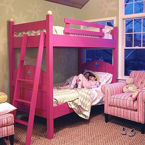 Dreamland Bunk Beds