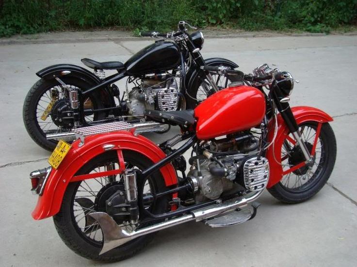 Vintage Yamaha Motorcycles Parts