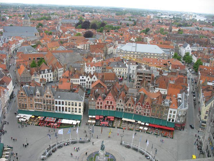 Brugge, Belgia, 2009