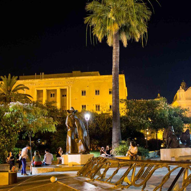 Foggia Piazza Umberto Giordano