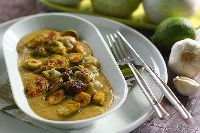 Kelbimbó főzelék (paleo)