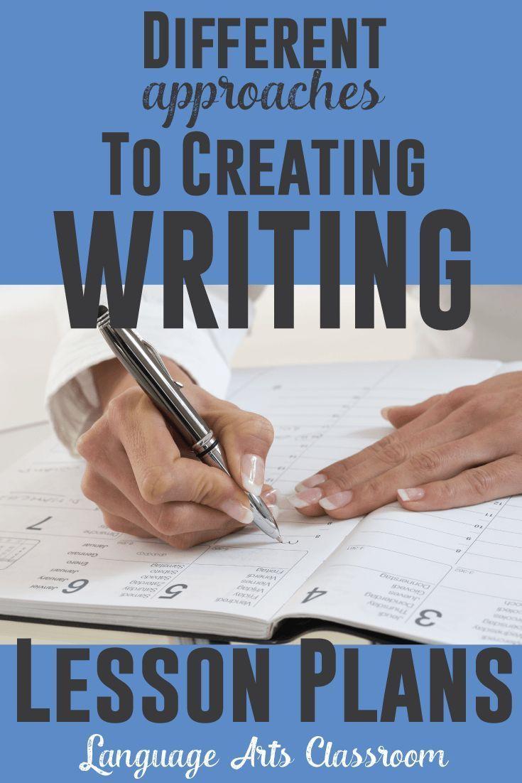 Writing essay websites lesson plan