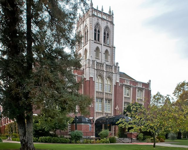 University of the Pacific in Stockton, California