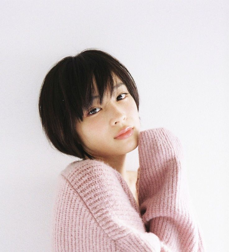 carudamon119: 広瀬すず @Suzu_Mg 映画先生響ちゃんヘアー ショートになりました