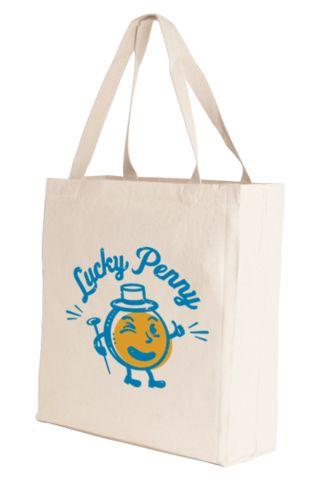 The Original Lucky Penny Tote Bag