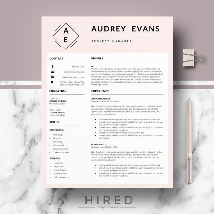 8 best Nurse Resume Templates images on Pinterest Cv template - resume templates for mac