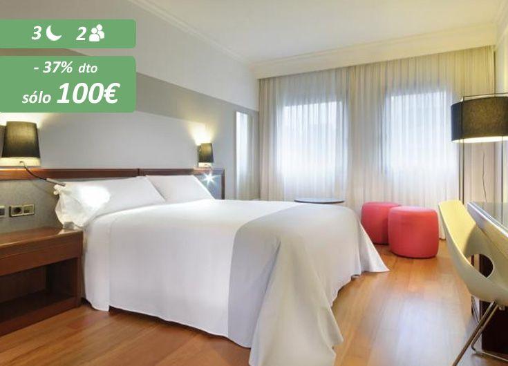 Un gran descuento para un gran hotel: Hotel Tryp Santiago. Descubre Santiago de Compostela al mejor precio.https://www.reembolsing.com/oferta/coruna-la/santiago-de-compostela/hotel-tryp-santiago/297